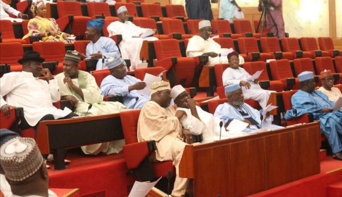 Senate lifts suspension on police recruitment