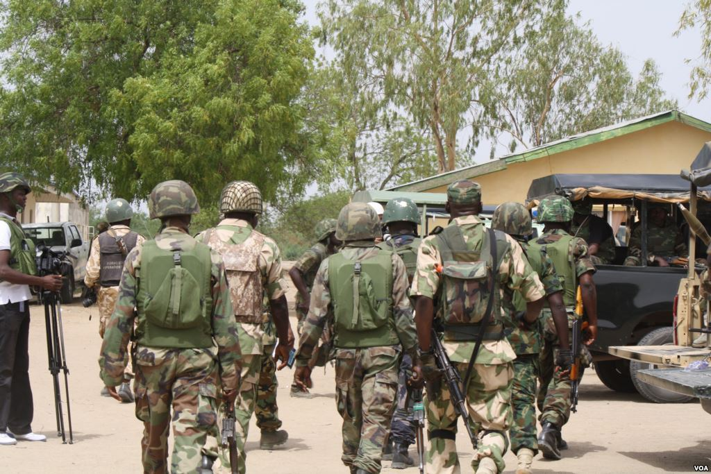 Nigerian Army distributes learning materials in Adamawa