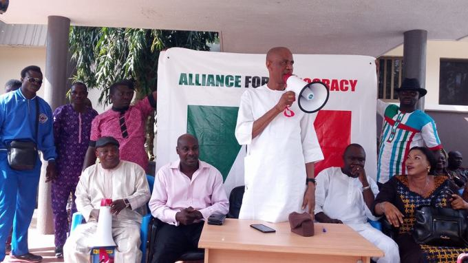 Ondo AD says Oke remains party's candidate