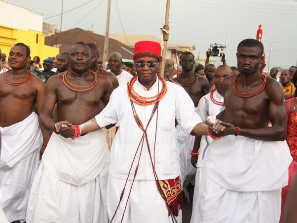 Prince Eheneden crowned Oba of Benin Kingdom