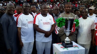 Enugu Govt. to host NPFL Champions on Friday