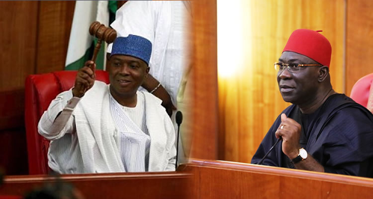Withdrawal of Forgery charge: 'We welcome the development' – Saraki