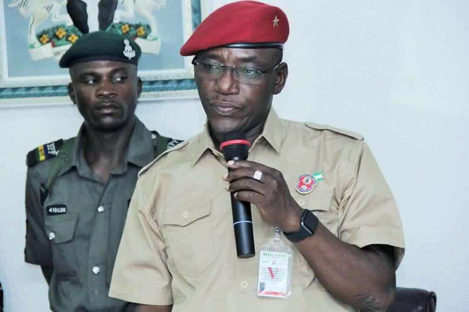 NFF must consider national interest during CAF elections : Dalung