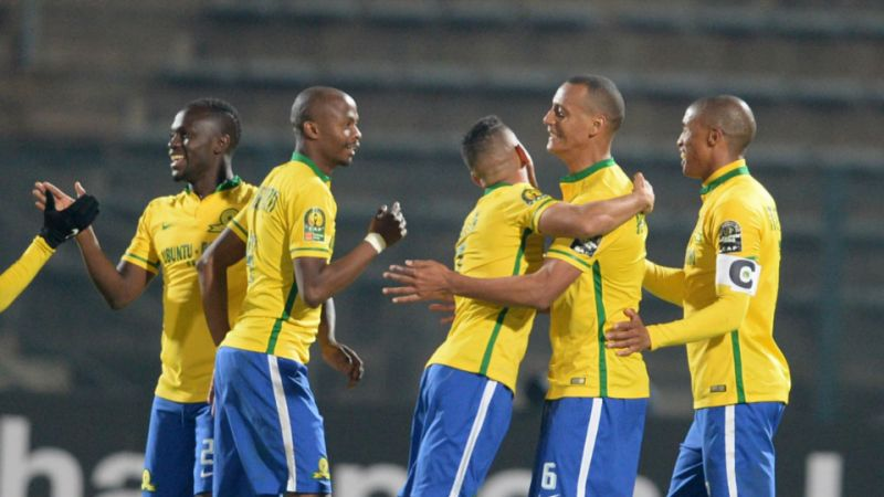 Sundowns look to wrap up first Champions League title