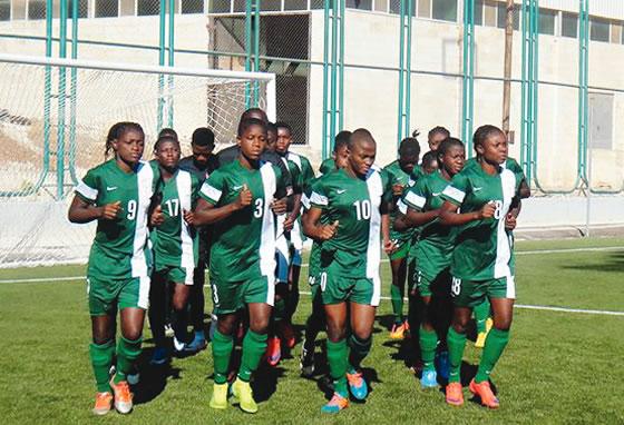 Nigeria crash out of FIFA U-17 Women World Cup
