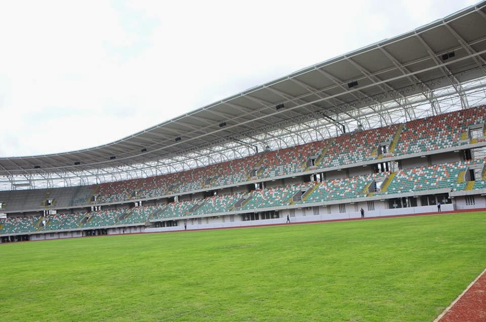 Uyo Stadium: NFF To Carry Out Final Inspection
