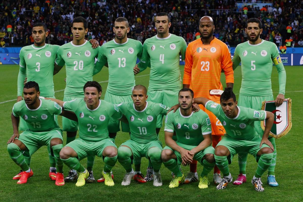 Algeria call up 18 players for Nigeria Clash