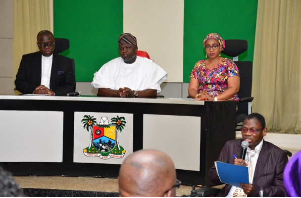 Ambode inaugurates Governing Board for Disability Affairs