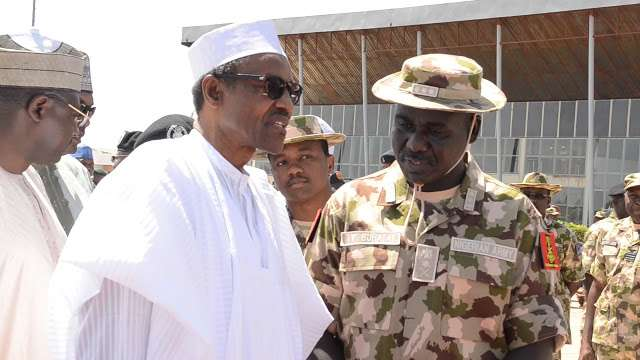 Militancy: Buhari to meet Niger Delta leaders October 31