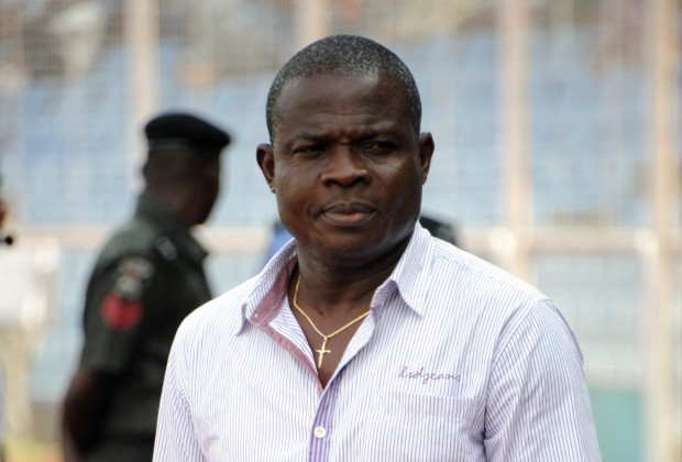 Ogunbote in Uyo for contract talks with Akwa Utd