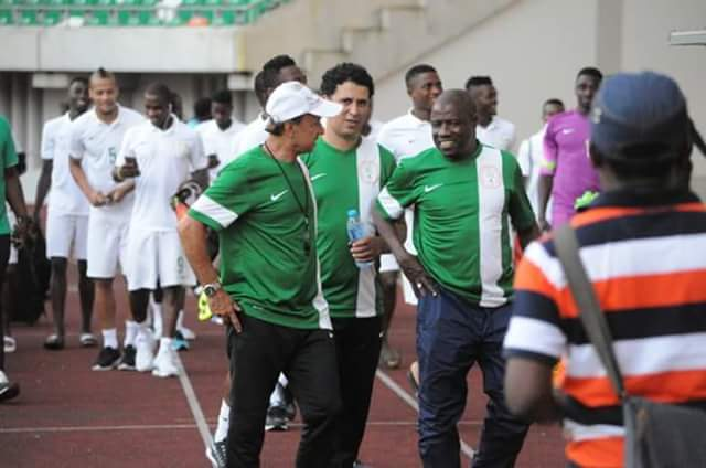 Eagles camp opens Monday for Algeria clash