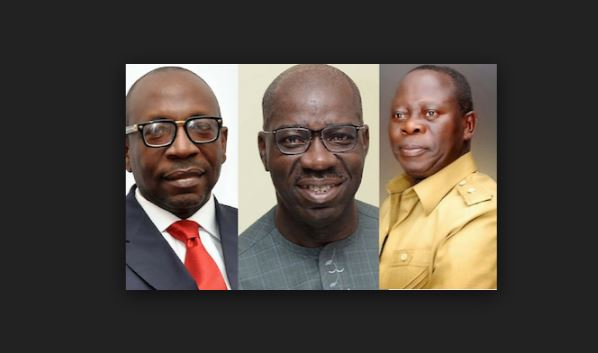 'We'll build on Oshiomhole's legacy' – Edo Dep. Governor-elect