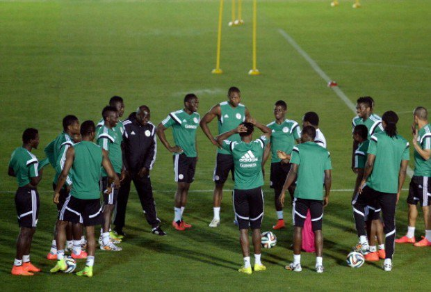 Qualifiers: Super Eagles to open camp on Sunday