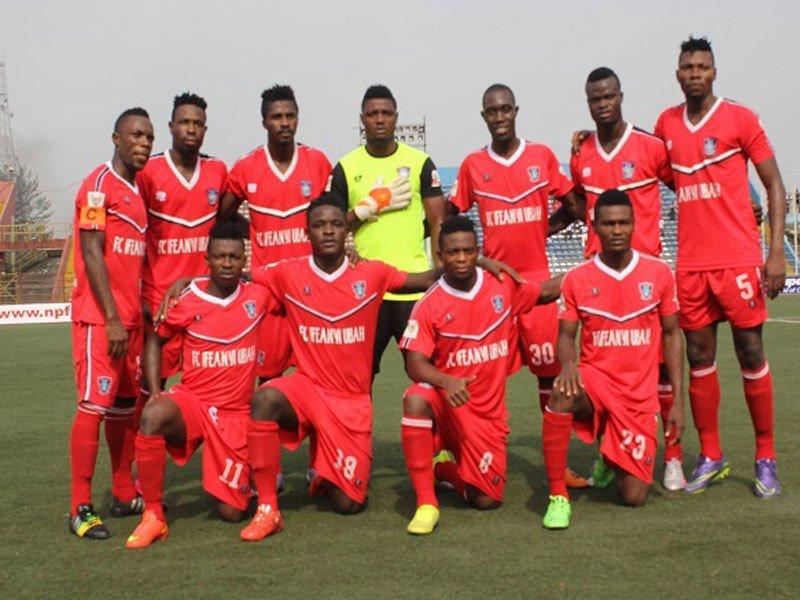IfeanyiUbah eye win against Nasarawa United