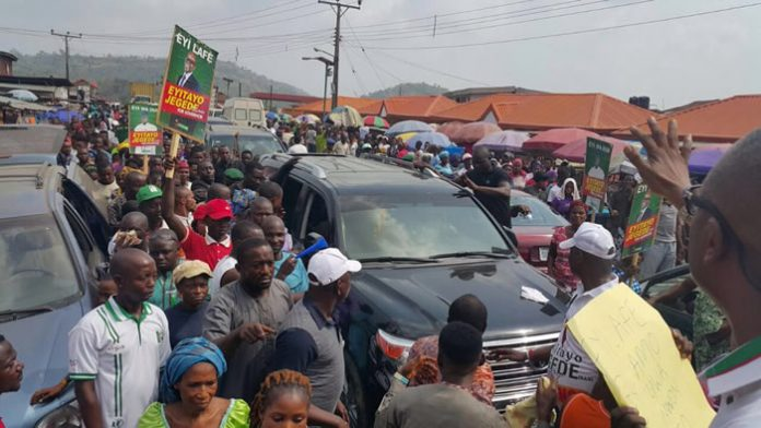 17 parties storm Abuja, demand Ondo poll delay