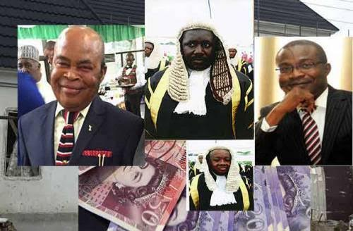 NJC suspends 7 judges accused of corruption
