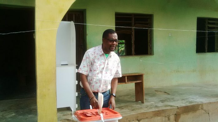 Ondo SDP candidate votes, says security personnel insufficient