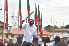 Akeredolu flags off campaign in Akure