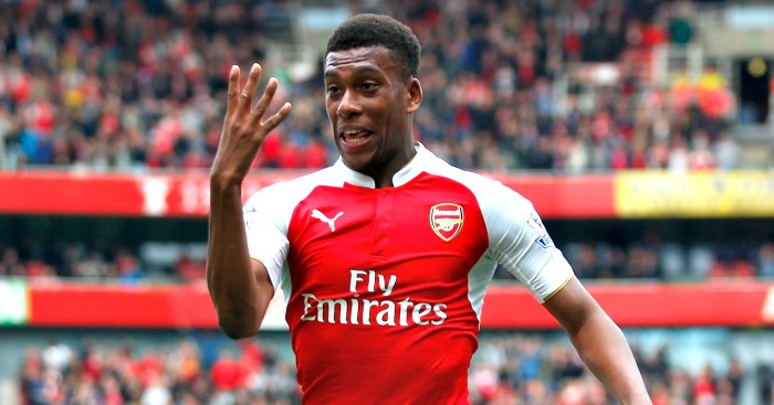 Iwobi could lose Eagles' spot to Success