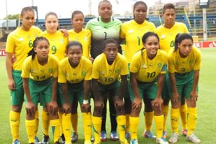 Bayana begin AWCON campaign against Cameroon