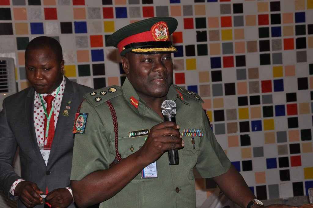 Nigerian army reiterates commitment to anti-terrorism war