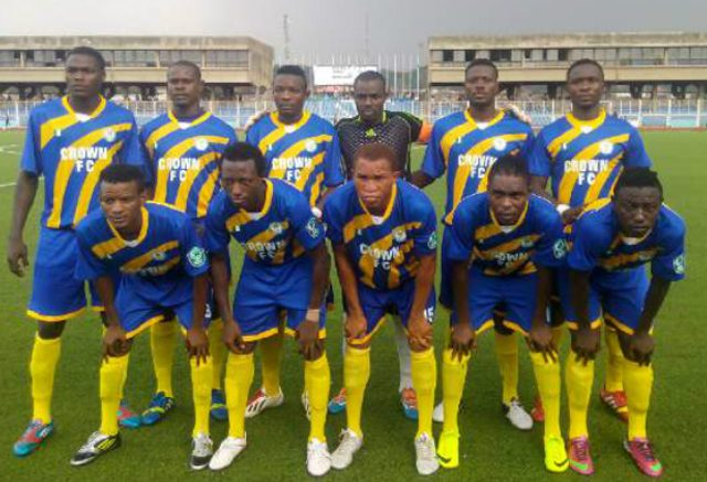 2016 Gold Cup : Crown FC shock Enyimba