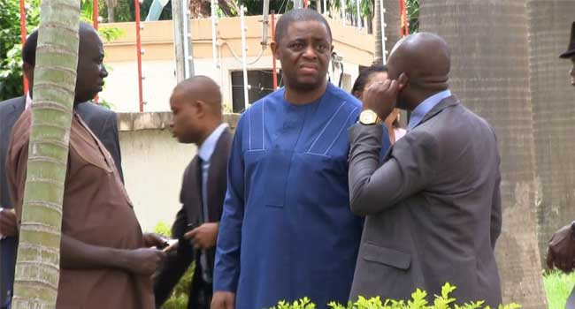 Alleged money laundering :  Fani-Kayode granted N50m bail