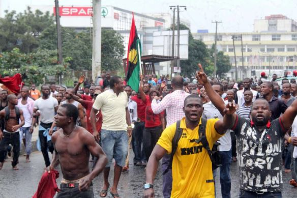 MASSOB attacks police station, injures DPO, others