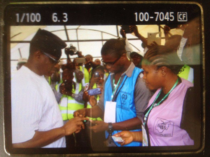 Jegede accuses INEC of deploying faulty card readers