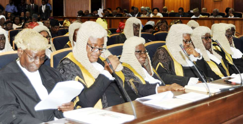 Investigated Judges: NJC finally gives way