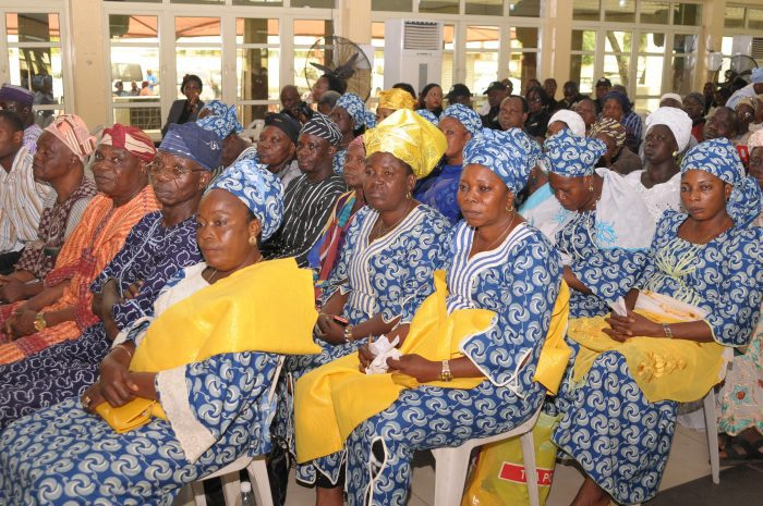 Group empowers females in Lagos
