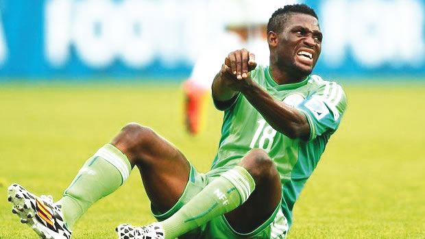 Nigerian stars blown into oblivion