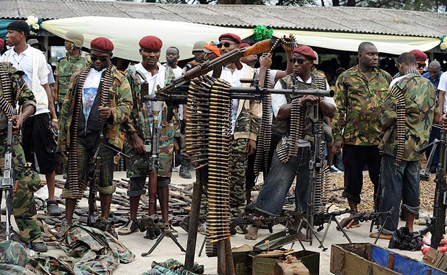 Another militant group sends list of demand to FG