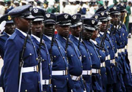 Over 700 Nigerian Airforce personel receive specialise training abroad