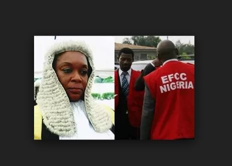 'I got N18 million loan from a friend' – Justice Ofili-Ajumogobia tells EFCC