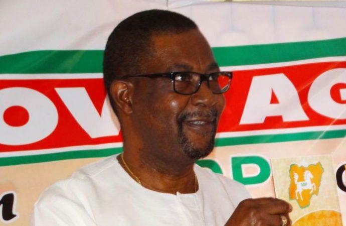 I'll wait for SDP's position on Ondo poll – Agunloye