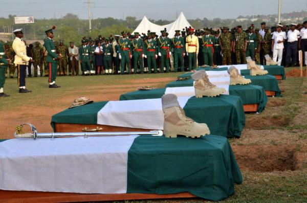 Col. Abu Ali, others buried in Abuja