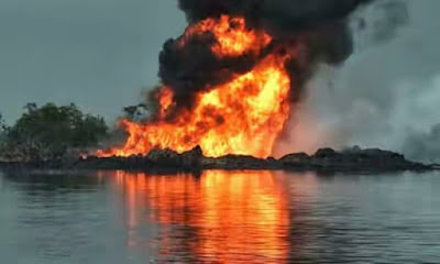 Militants blow up another pipeline in Delta state