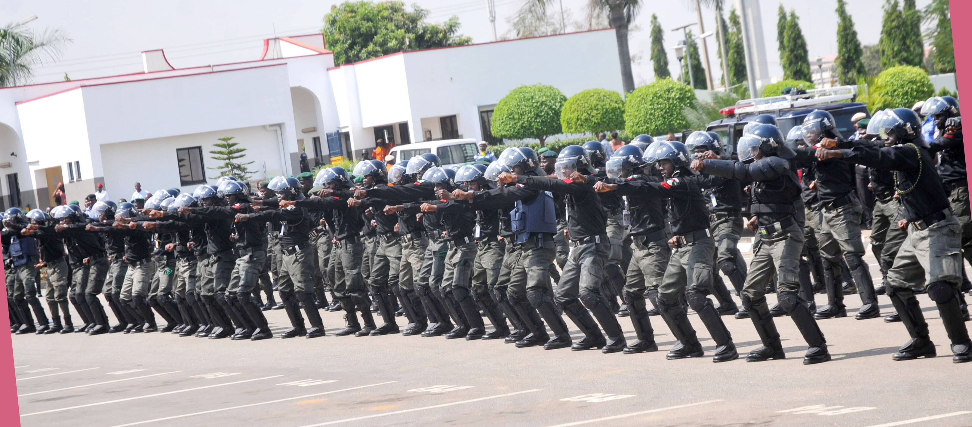 Osun police say support change agenda