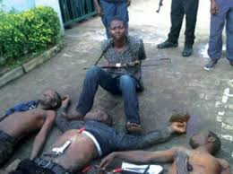 Police kill 3 robbers, arrest 3 others in Benue