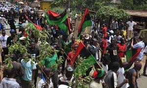 Nigerian Army denies killing pro-Biafra activists