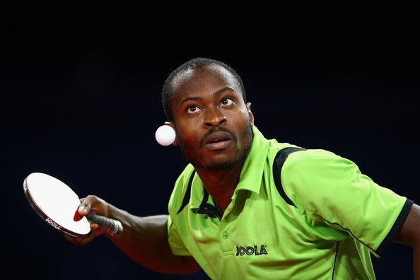 2017 ITTF Nigeria Open : Qaudri, Assar seeded 6th in men's doubles