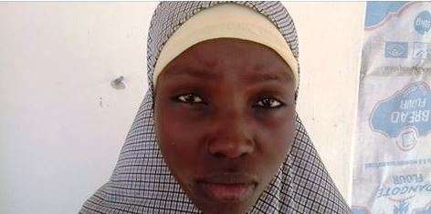 Nigerian Army confirms rescue of another Chibok Schoolgirl