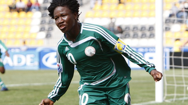 Rita Chikwelu to captain Falcons in Cameroon
