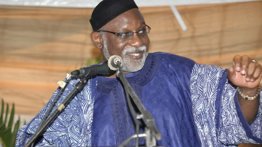 Akeredolu dissolves Boards and Parastatals in Ondo
