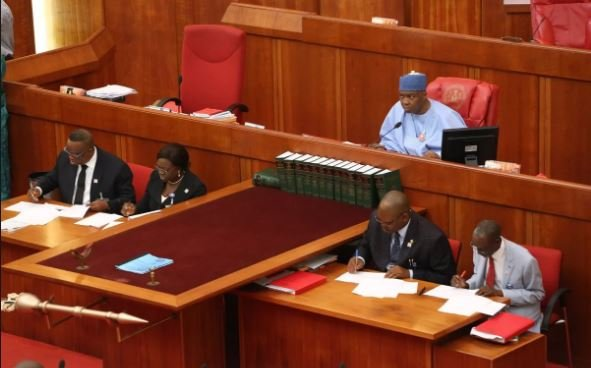 Senate confirms Buhari's nominees for S'Court, INEC, NCC