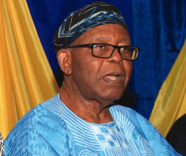 President Buhari mourns Afenifere Chieftain, Olaniwun Ajayi