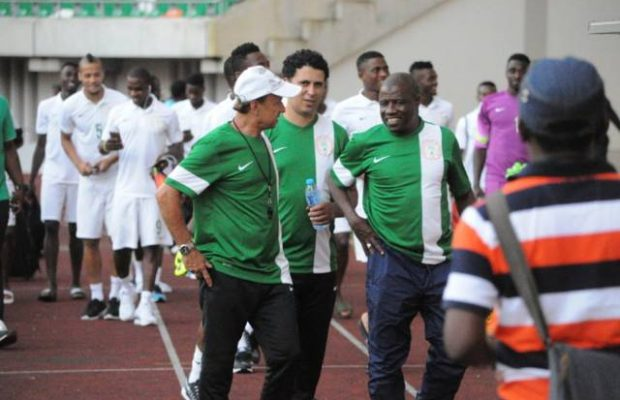 Super Eagles depart Abuja for Uyo today