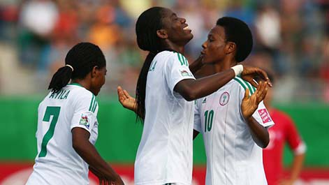 Falconets bounce back, beat Canada 3-1