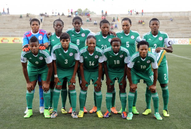 Falcons arrive in Cameroon to defend AWC title